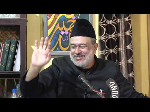 Marefat e Khuda - Majlis 07 | 7th Muharram 1440 | Moulana Agha Mujahid Hussain - Urdu