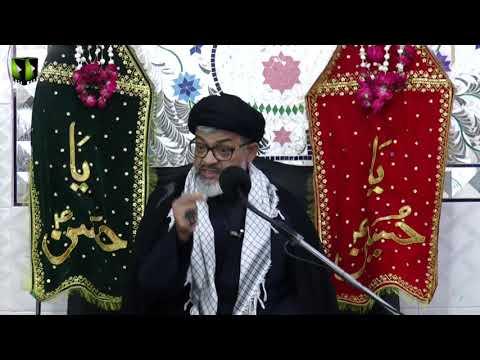 [07] Topic: Quran o Ahlebait (as) - قرآن و اہلبیتؑ    Moulana Razi Haider Zaidi   1440 - Urdu