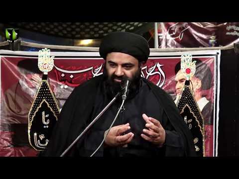 [08] Topic: Baseerat-e-Ashurae بصیرت عاشورائی   H.I Kazim Abbas Naqvi   Muharram 1440 - Urdu