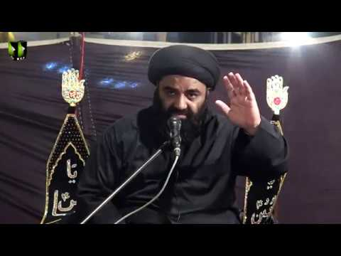[09] Topic: Baseerat-e-Ashurae بصیرت عاشورائی   H.I Kazim Abbas Naqvi   Muharram 1440 - Urdu