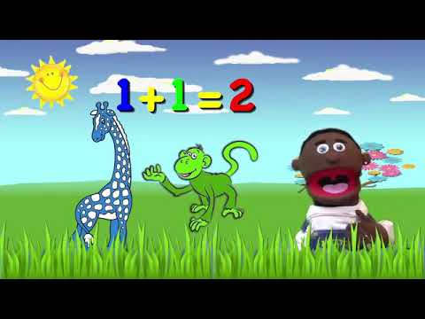 [Educational Videos] Adding For Toddlers Class KG-English