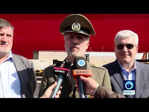 [30 September 2018] Iran converts aircraft into firefighting air tanker - English