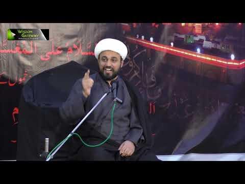 [01] Topic: Sunan-e-illahiya | Moulana Mohammad Ali Fazal | Muharram 1440 - Urdu