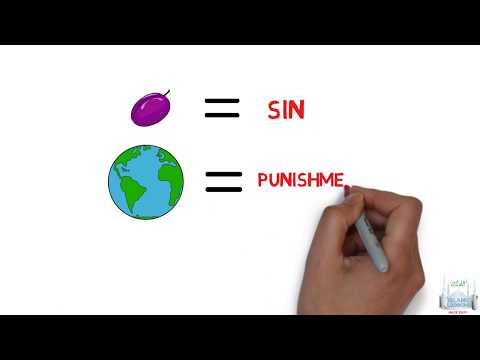 Prophethood Lesson 5 - Did Adam (as) Commit a Sin? - English