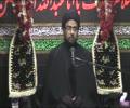 8th Majlis Night 19th Safar 1436 Hijari - By H I Syed Zaigham Rizvi-Darbar-e-Ma\\\'sumeen(A.S) - urdu