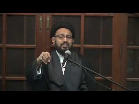 [1] Topic: Irfan-e-Sadiq Or Irfan-e-Kazib   H.I Sadiq Raza Taqvi   Muharram 1440/2018 - Urdu