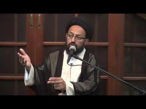 [2] Topic: Irfan-e-Sadiq Or Irfan-e-Kazib   H.I Sadiq Raza Taqvi   Muharram 1440/2018 - Urdu