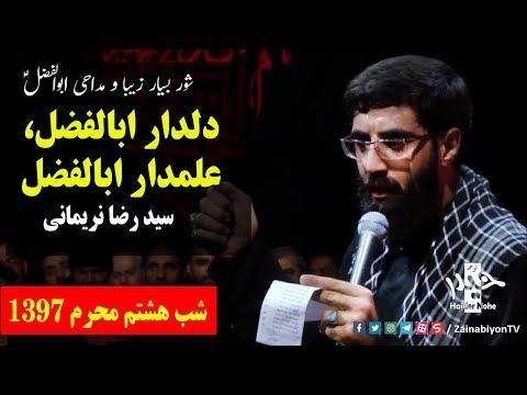 دلدار ابالفضل،علمدار ابالفضل -  سید رضا نریمانی | Farsi