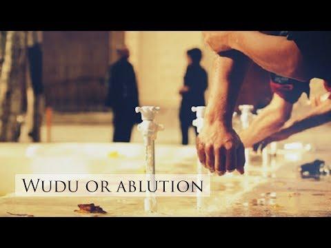 Spiritual Journey   EP3   Wudu or Ablution   by Maulana Ali Raza Rizvi 2018 - Urdu