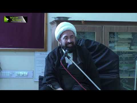 [1]Ezat aur Zillat ka mayar Quran O Ahlybat(A) ki Roshni mai   H.I Mirza Hussain Sabri - Urdu