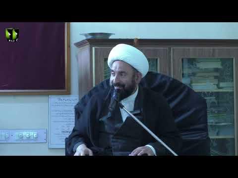[2]Ezat aur Zillat ka mayar Quran O Ahlybat(A) ki Roshni mai   H.I Mirza Hussain Sabri - Urdu