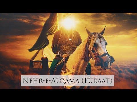 Spiritual Journey   EP13   Nehr e Furaat   Right Arm of Hazrat Abbas A.S   KARBALA 2018-urdu