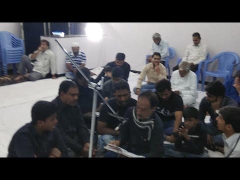 1st Majlis-E-Aza 21st Safar 1440 Hijari 31st Oct 2018 Topic: Seerat e Imam Sajjad (as) By Allama Akhtar Abbas Ja