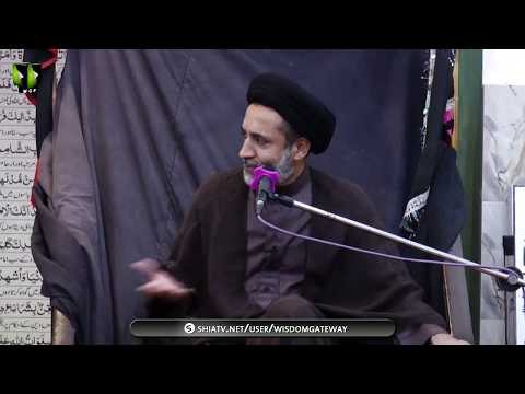 [04]Nizam e Wilayat نظامِ ولایت | H.I S.M Haider Naqvi - Urdu