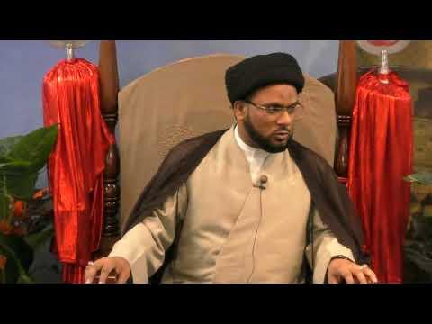 1st Majlis 06 Mahe Ramazan 1439 Hijari 2018 Speaker: Allama Syed Zaigham Rizvi - Urdu