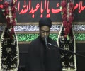9th Majlis Night 20th Safar 1436/2014 کرامتِ انسان - H I Syed Zaigham Rizvi Darbar-e-Masumeen Muscat-Urdu