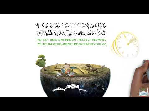 Resurrection Lesson 4 - Resurrection in the Quran - English