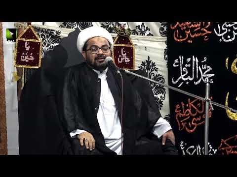 Majlis Aza | H.I Mohammad Raza Dawoodani - 15 Nov 18 - Urdu