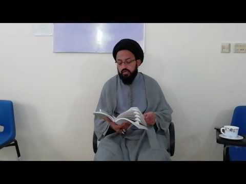 [4] Topic: Irfan-e-Sadiq Or Irfan-e-Kazib   H.I Sadiq Raza Taqvi - Urdu