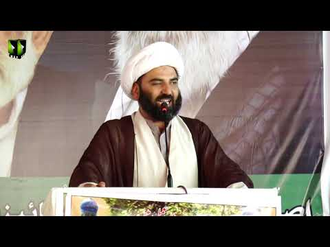 [Speech] Fikr e Toheed Convention  |Mol. Maqsood Ali Doomki - Urdu