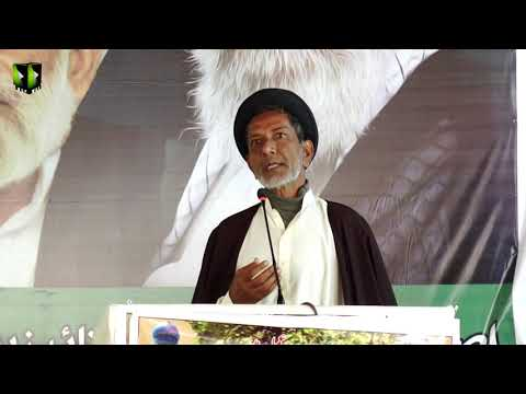 [Speech] Fikr e Toheed Convention | Mol.Mukhtar Ali Rizvi - Sindhi