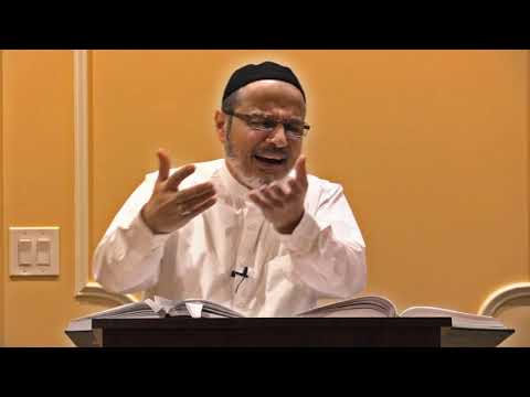 [06] - Tafseer Surah Kahaf - Tafseer Ul Meezan - English