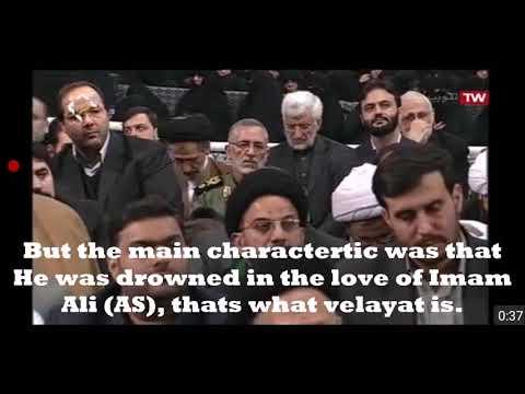 LOVE OF IMAM ALI (AS) #IMAMALI #IMAM_ALI #LOVE_ALI #AHLULBAYT Farsi with eng subtitle