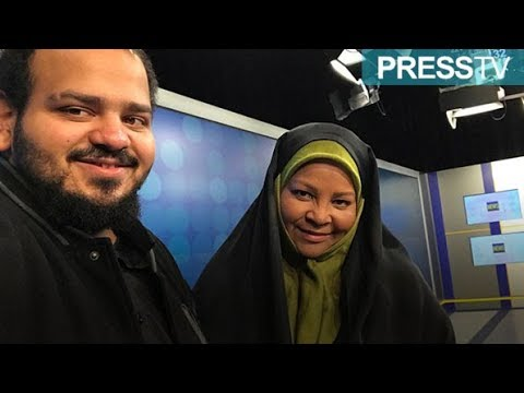 [20 January 2019] Press TV anchor\'s family, friends demand her immediate release - English