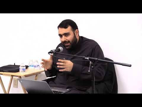 [01/18/2019] - Fatimiyah - H.I Sheikh Mehdi Mohammadpur - English