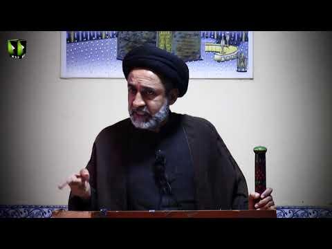 [Clip] Khuloos-e-Neyat Kay Husool Ka Rasta - H.I Muhammad Haider Naqvi - Urdu