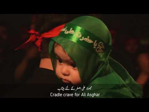 Labbaik Ya Hussein a.s - لبیک یا حسین ع - Take us to Karbala O Master Hussein-Farsi Sub Urdu