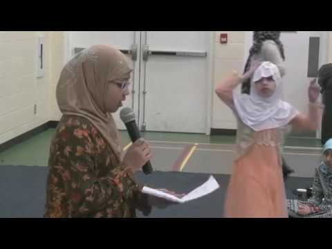 Sister Baneen - 40th Anniversary of Islamic Revolution (Toronto) 10FEB2019--English