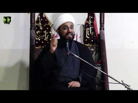 [Majlis 3] Shafat شفاعت | H.I Muhammad Ali Fazal - Urdu
