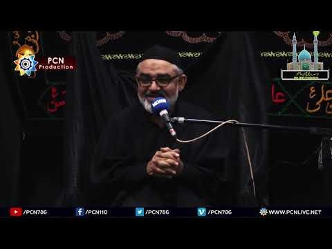 CLIP | اپنی اصلاح کی ضرورت | Hujjat ul Islam Maulana Syed Ali Murtaza Zaidi | PART 3/3 | Urdu