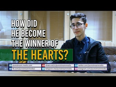 How Did He Become The Winner of the Hearts? | Farsi Sub Englis