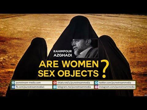 Are Women Sex Objects? | Dr. Rahimpour Azghadi | Farsi Sub English