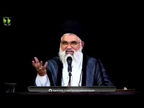 [Clip]  تقویٰ تحفظِ حیاتِ انسان   H.I Syed Jawad Naqvi - Urdu