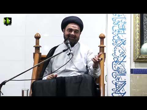 [Majlis] Essal-e-Sawaab | Khitaab: H.I Syed Muhammad Ali Naqvi - Urdu