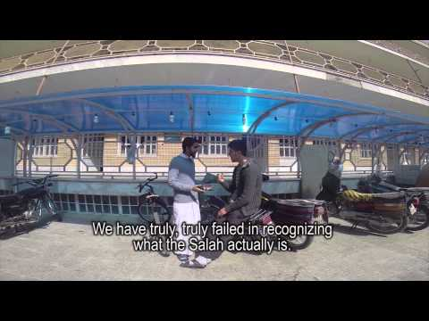 Fresh out the Hawza [Episode 2: Prayer - Salah] - English