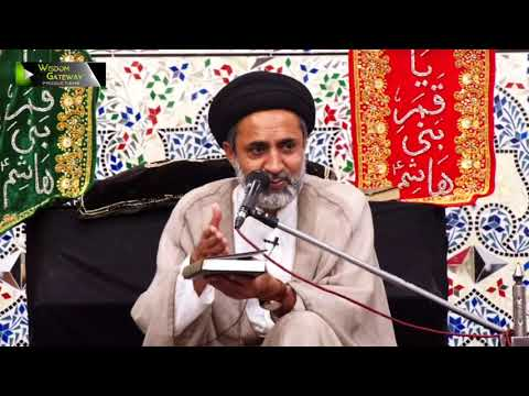 [8] Tafser-e-Quran : سورہ البقرہ کی منتخب آیات | H.I Muhammad Haider Naqvi | Mah-e-Ramzaan 1440 -