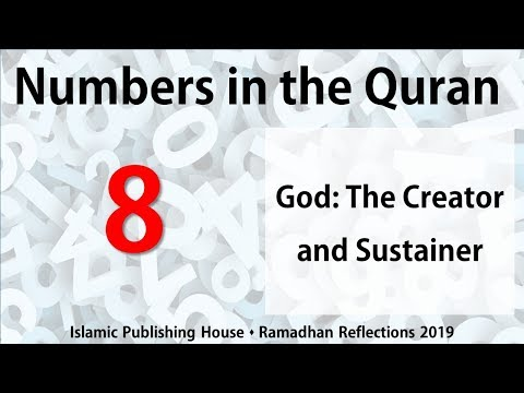 Thanking God for all He has given us - Ramadhan Reflections 2019 [Day 8] - English