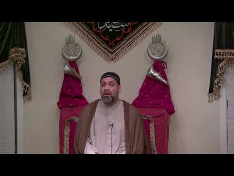 [13] The Privilege Of Faith - Maulana Asad Jafri - 14th Ramadan - English