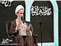 [14] Agha Panahiyan - Ramadhan 1440 -  گناه چیست؟ توبه چگونه است؟ - Farsi