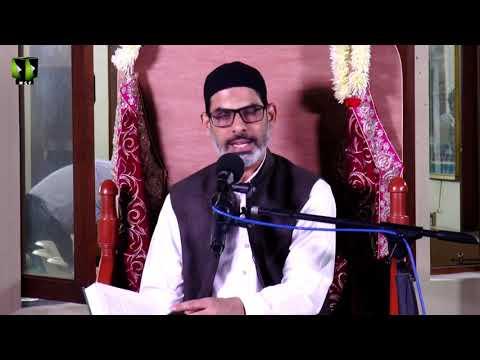 [3] Tafser Surah Yaseen   Moulana Mubashir Zaidi   Mah-e-Ramzaan 1440 - Urdu