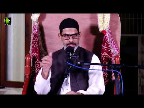 [4] Tafser Surah Yaseen   Moulana Mubashir Zaidi   Mah-e-Ramzaan 1440 - Urdu