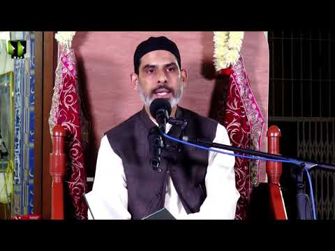 [5] Tafser Surah Yaseen   Moulana Mubashir Zaidi   Mah-e-Ramzaan 1440 - Urdu