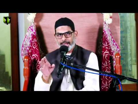 [6] Tafser Surah Yaseen   Moulana Mubashir Zaidi   Mah-e-Ramzaan 1440 - Urdu