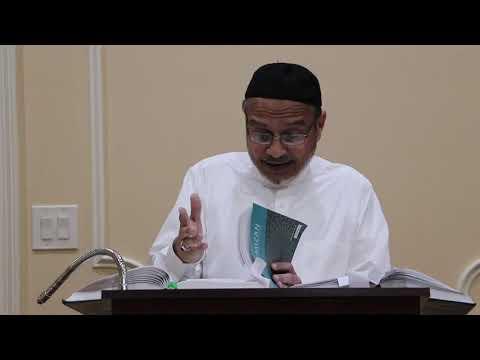[06] - Tafseer Surah Marium - Tafseer Ul Meezan - Dr. Asad Naqvi - English