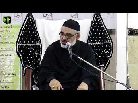 [Majlis 2] Topic: Noor e Vilayat or Shab e Qadr | H.I Ali Murtaza Zaidi | Mah-e-Ramzaan 1440 - Urdu
