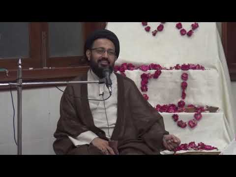 [Lecture] Topic:  Islam or Khawaten ky Huqooq | H.I Sadiq Raza Taqvi - Urdu